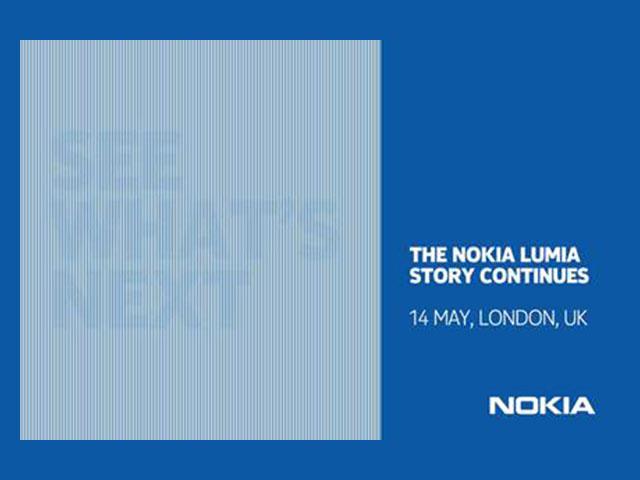 Nokia : un évènement pour le 14 mai