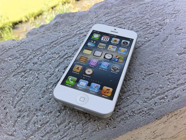iPhone 5S : un capteur de 12 mégapixels ?