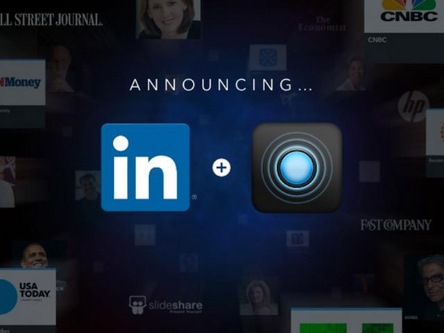 LinkedIn rachète Pulse