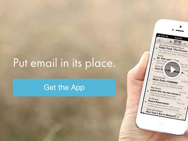 Mailbox : bientôt sur iPad