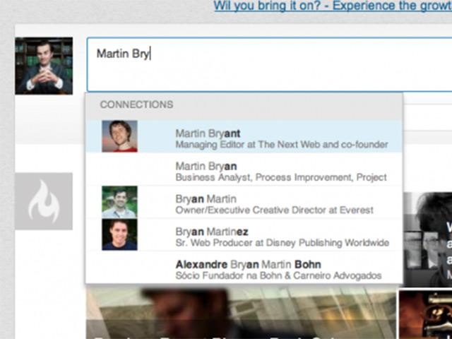 LinkedIn : bientôt des mentions