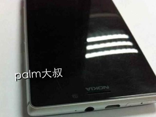 Nokia Lumia Catwalk : première image