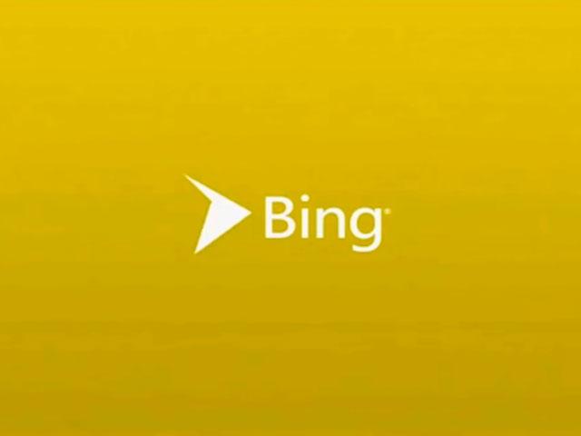 Nouveau logo Bing