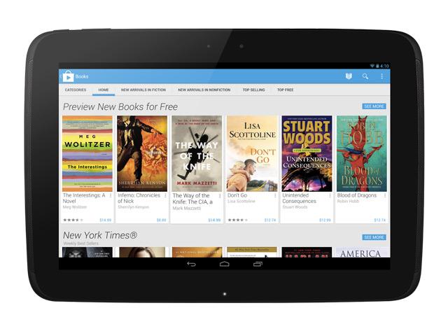 Play Store : une nouvelle version pour Android