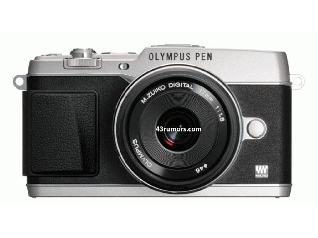 Olympus E-P5 : les premières spécifications