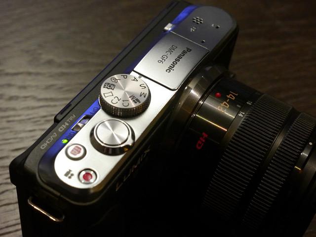 Panasonic GF6 : une seconde image