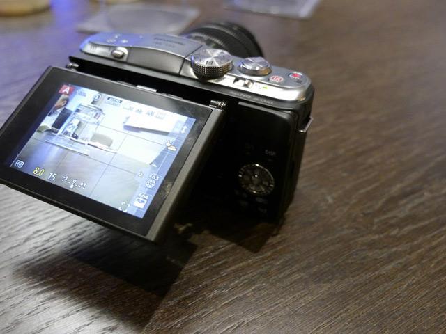 Panasonic GF6 : une troisième image