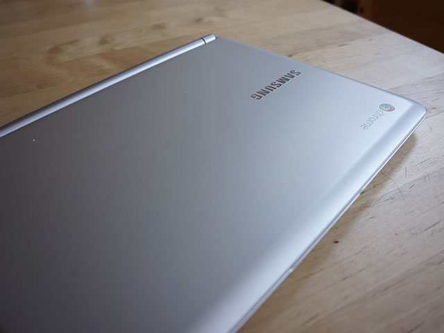 Samsung Chromebook : un design simple et minimaliste