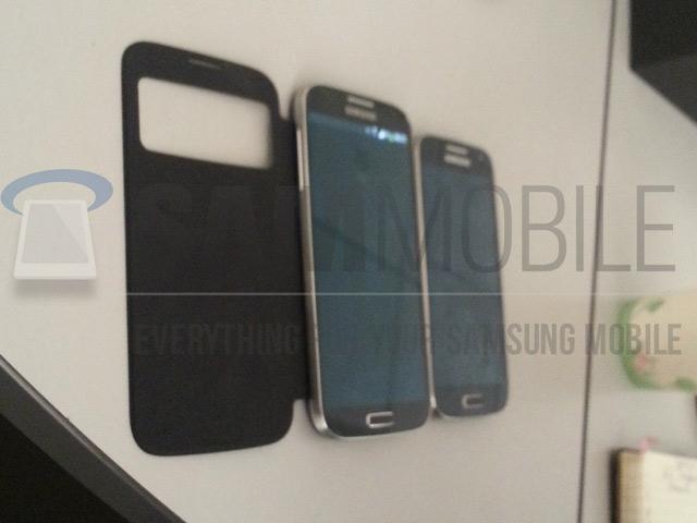 Samsung Galaxy S4 Mini : une référence dans le code source du site de Samsung