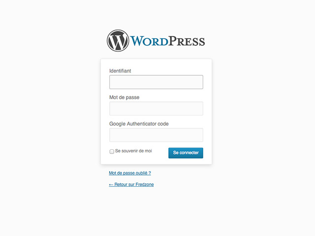 Sécuriser Wordpress en 3 étapes