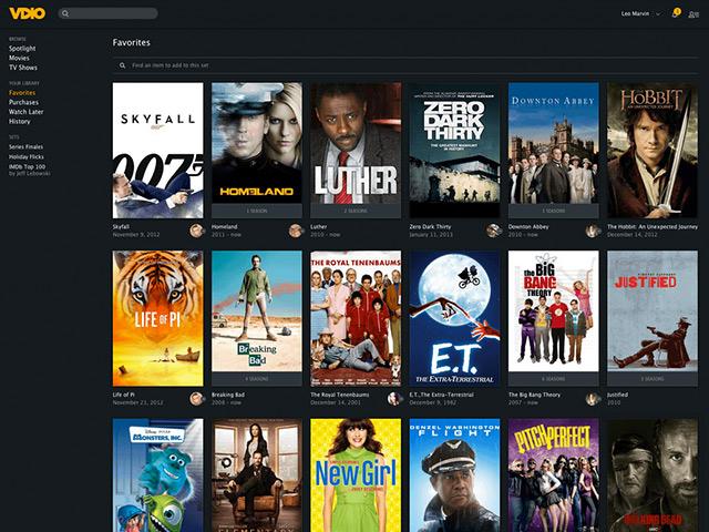 Vdio : streaming vidéo en VOD