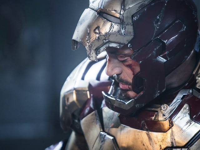 Vidéo Iron Man 3