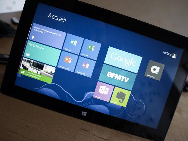 Windows 8.1 : quelques nouveautés pour la Build 9369