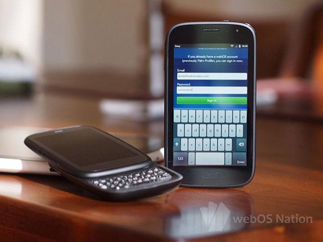 WindsorNot : l'avenir de WebOS