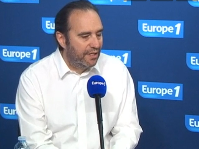 Xavier Niel invité d'Europe 1