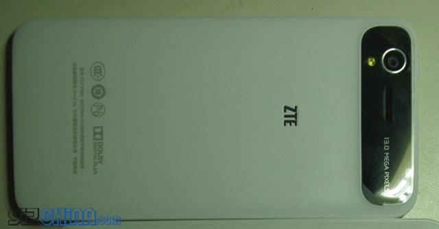 ZTE N988 : une photo
