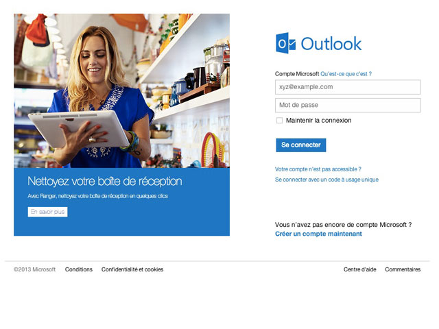 Outlook.com va intégrer Google Talk