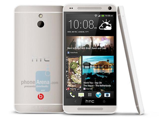 HTC M4 : une première photo