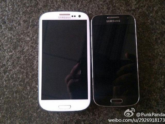 Samsung Galaxy S4 Mini : une première photo