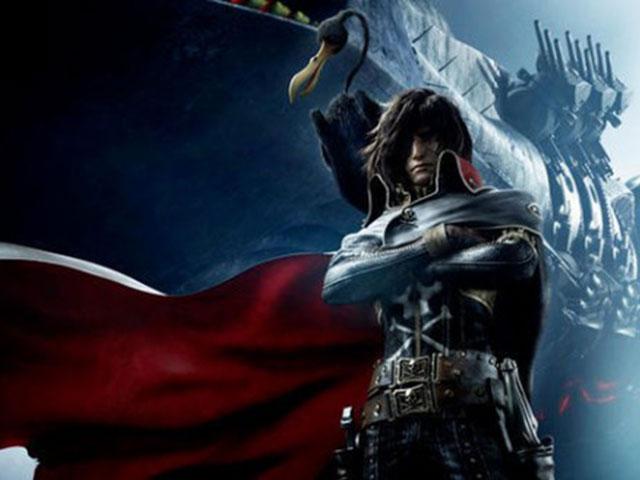 Nouvelle bande annonce pour Captain Harlock Space pirate