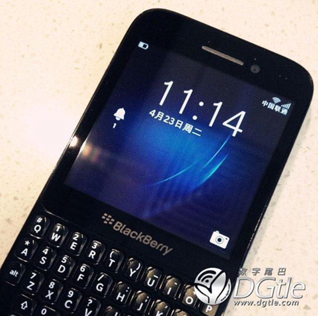 BlackBerry R10 : une seconde image
