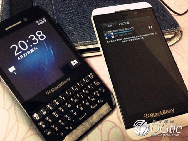 BlackBerry R10 : une troisième image