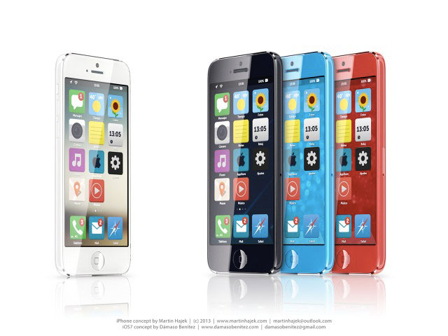 Concept iPhone Mini : une première image