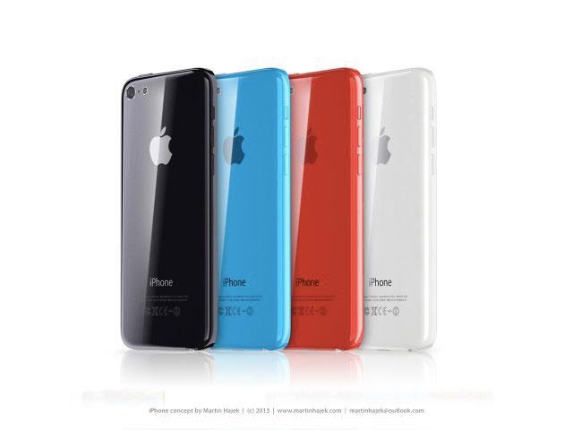 Concept iPhone Mini : une seconde image