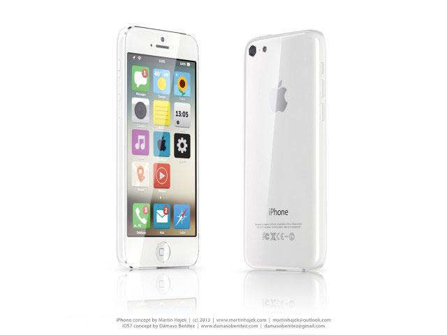 Concept iPhone Mini : une troisième image