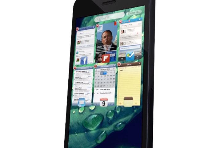 Concept : iOS 7