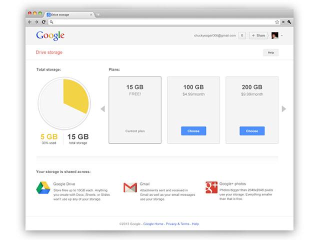 """Google : trois nouvelles offres à venir pour le """"cloud"""""""