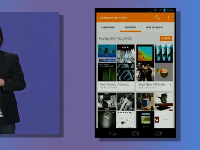 Google Play Music All Access : une troisième image
