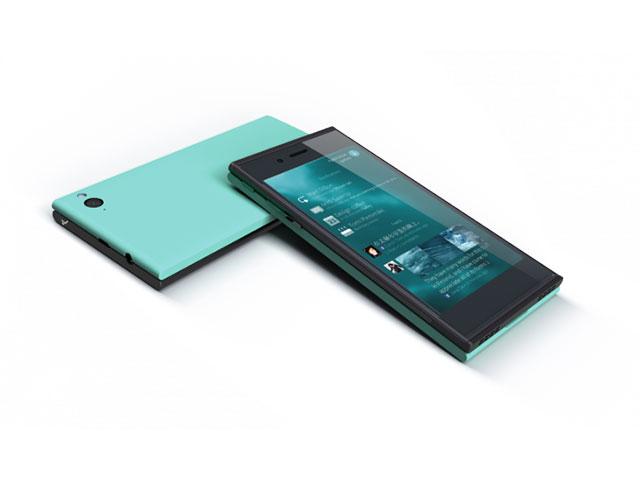 Jolla : premier smartphone sous Sailfish OS