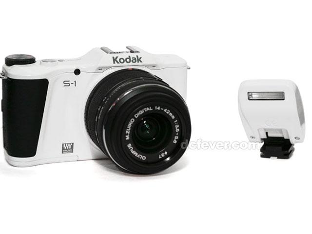 Kodak S1 : une dixième image