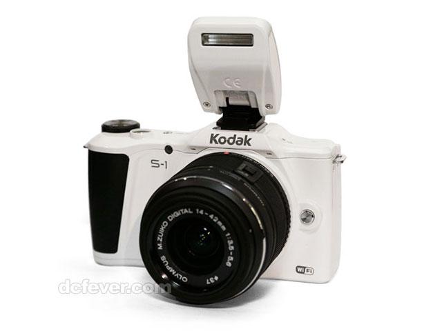 Kodak S1 : une première image