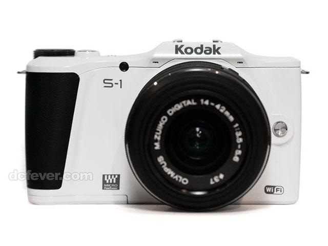 Kodak S1 : une troisième image
