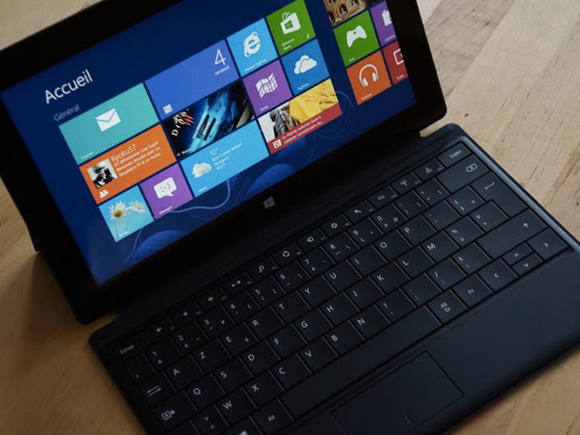 Microsoft Surface 7.5
