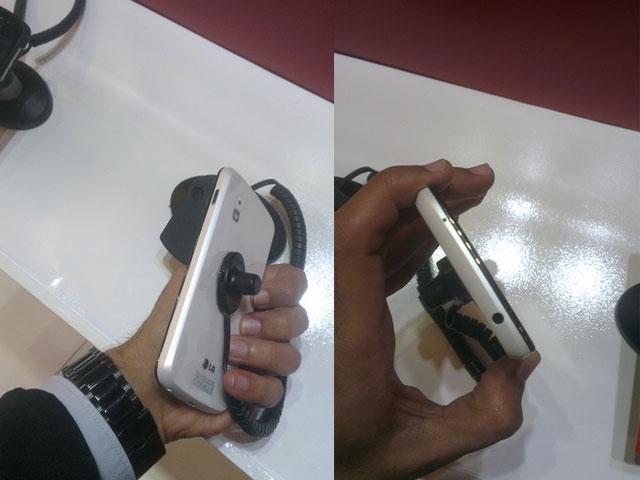 Nexus 4 blanc : une nouvelle seconde image