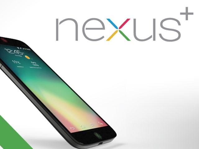 Nexus+ : une première image