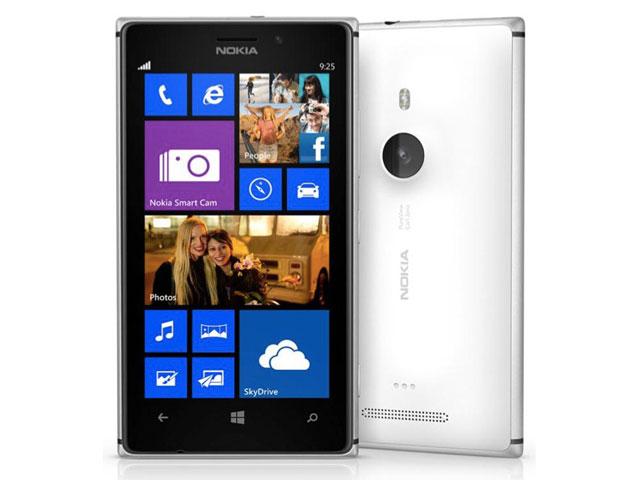 Nokia Lumia 925 : les spécifications officielles