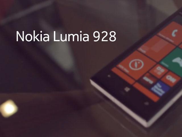 Nokia Lumia 928 : il est officiel !