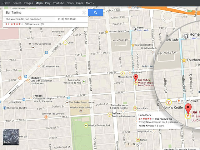Google I/O : un nouveau Google Maps plus intelligent, et plus personnel
