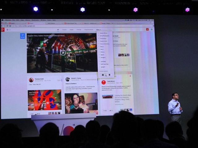Google+ 2013 : une première image
