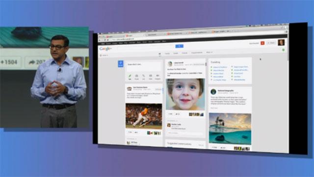 Google+ 2013 : une troisième image