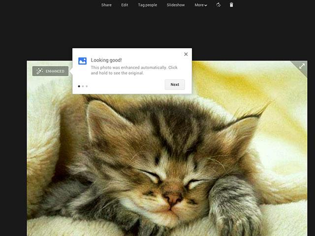 Google+ : une seconde image pour les photos