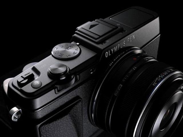 Olympus E-P5 : caractéristiques officielles