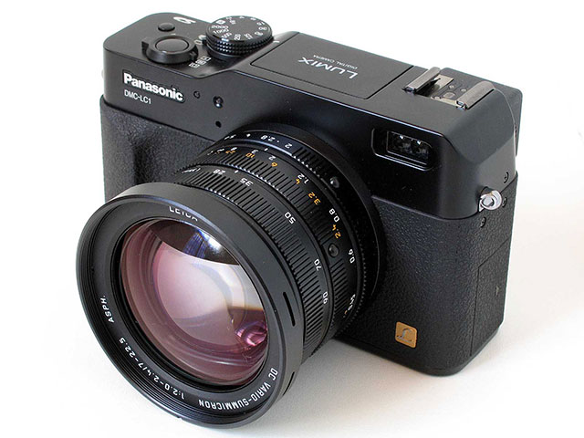 Bientôt un nouveau Panasonic Lumix LC1 ?