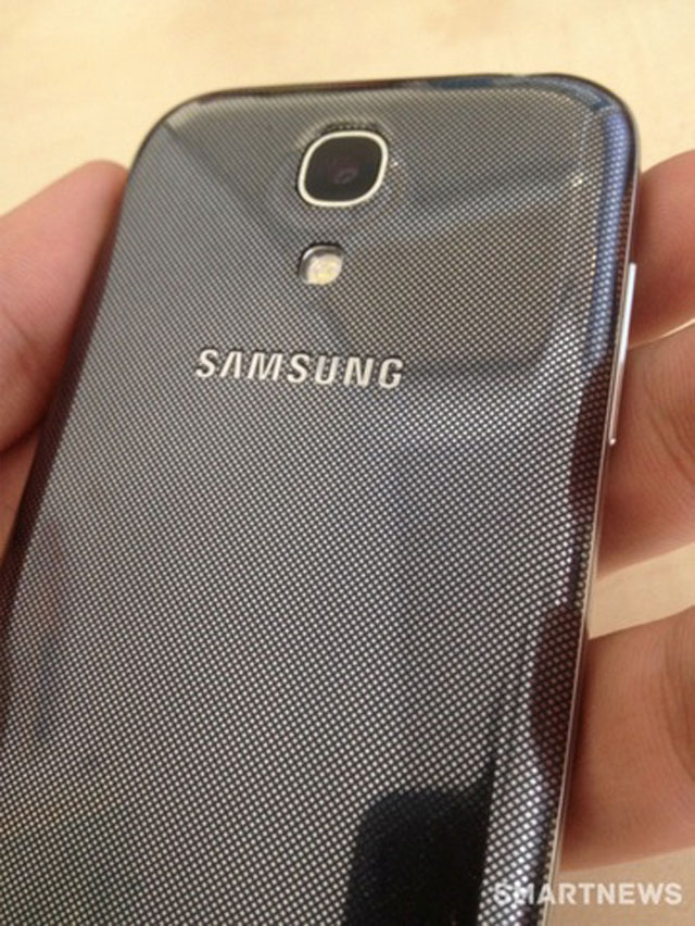 Une seconde photo pour le Samsung Galaxy S4 Mini
