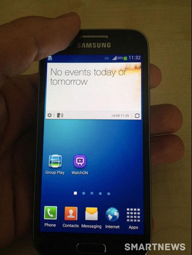 Une quatrième photo pour le Samsung Galaxy S4 Mini