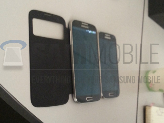 Snapdragon 400 Galaxy S4 Mini